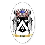 Chape Sticker (Oval)