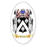 Chapa Sticker (Oval 50 pk)