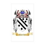 Chantler Sticker (Rectangle 10 pk)