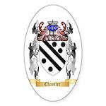Chantler Sticker (Oval)
