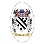 Chantler Sticker (Oval 50 pk)