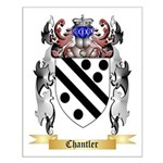 Chantler Small Poster