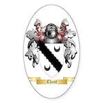 Chant Sticker (Oval 50 pk)