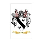Chant 35x21 Wall Decal