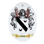 Chant Ornament (Oval)