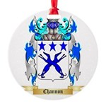 Channon Round Ornament