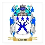 Channon Square Car Magnet 3