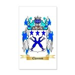 Channon 35x21 Wall Decal