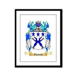 Channon Framed Panel Print