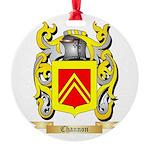 Channon 2 Round Ornament