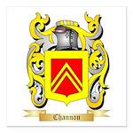 Channon 2 Square Car Magnet 3