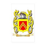 Channon 2 Sticker (Rectangle 10 pk)