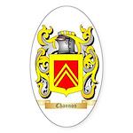 Channon 2 Sticker (Oval)