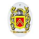 Channon 2 Ornament (Oval)