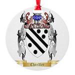 Chandler Round Ornament