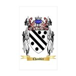 Chandler Sticker (Rectangle 10 pk)