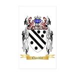 Chandler Sticker (Rectangle 50 pk)