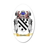 Chandler 20x12 Oval Wall Decal