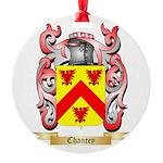 Chancey Round Ornament