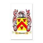 Chancey Rectangle Car Magnet