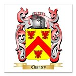 Chancey Square Car Magnet 3