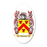 Chancey 20x12 Oval Wall Decal