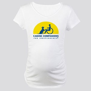 Color Canine Companions Logo Maternity T-Shirt