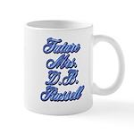 Future Mrs. D.B. Russell Mug