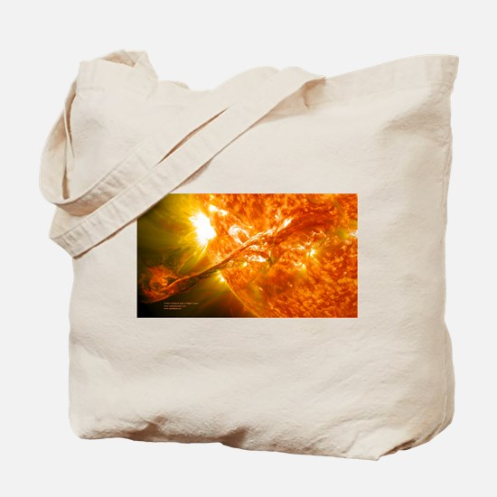 Sunisthefuture-Magnificent CME Tote Bag