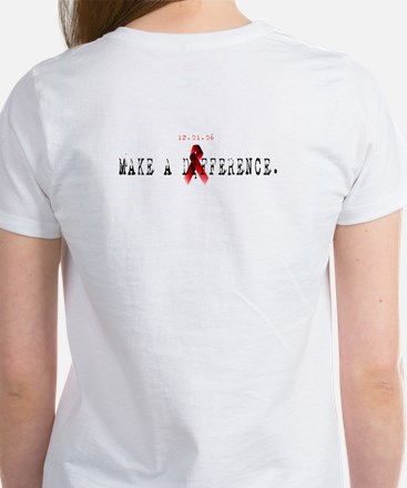 No One Has Been Cured. Women's T-Shirt
