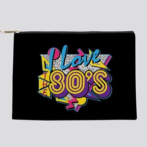 I Love The 80s Makeup Pouch