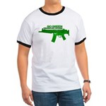 Go Green. No Wood Stocks! T-Shirt