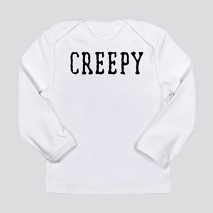 Halloween Creepy Long Sleeve Infant T-Shirt