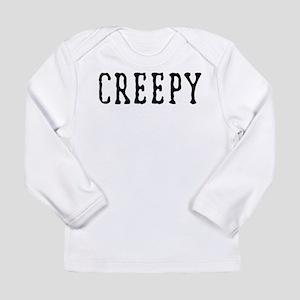 Halloween Creepy Long Sleeve Infant T-Shirt