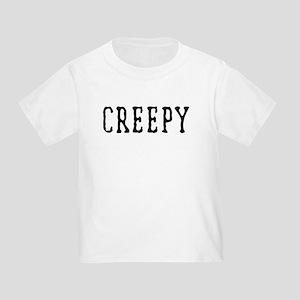 Halloween Creepy Toddler T-Shirt