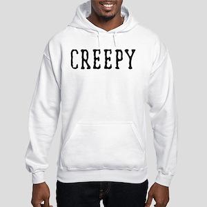 Halloween Creepy Hooded Sweatshirt