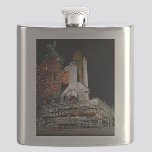STS-28 Rollout Flask