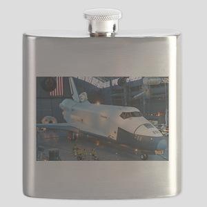 Space_shuttle_enterprise Flask