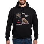 Hogs N Dogs Hoodie (dark)