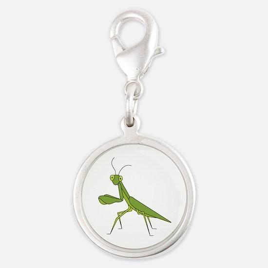 Praying Mantis Charms