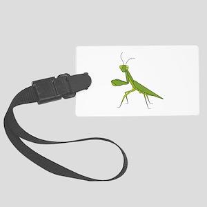 Praying Mantis Luggage Tag