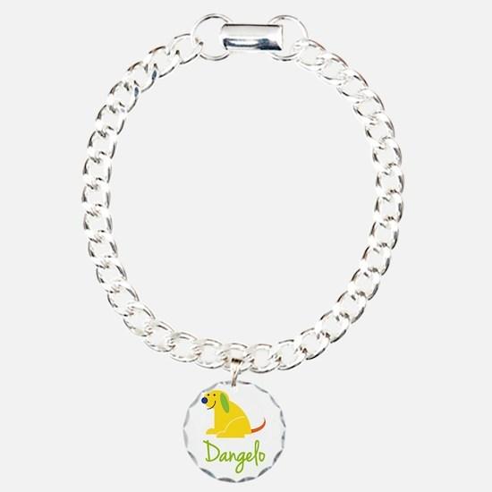 Dangelo Loves Puppies Bracelet