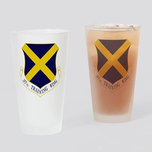 37th TW Drinking Glass