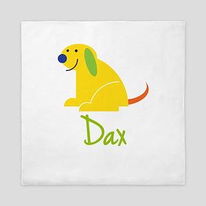 Dax Loves Puppies Queen Duvet