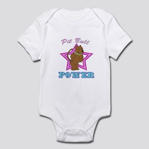 Pit Bull Power Infant Bodysuit