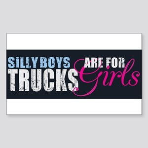 sillyboys-sticker Sticker