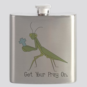 Get Your Pray On Flask