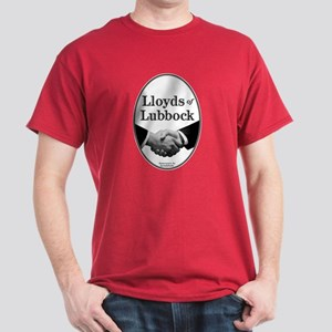 Lloyds of Lubbock Cardinal Red T-Shirt