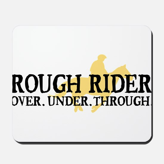 Rough Rider Mousepad