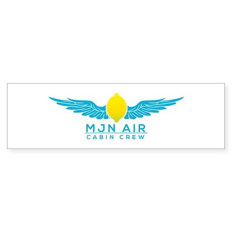 Cabin Crew Bumper Sticker